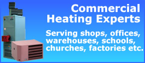 Commercial Heating & Servicing